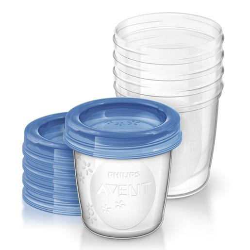 Philips Avent - Set de Recipientes Leche Materna