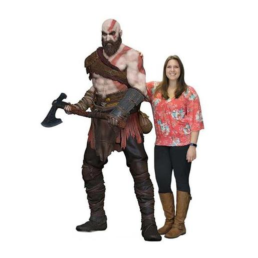 God of War - Estatua Kratos 190 cm
