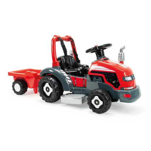 Injusa - Tractor 2 en 1 Little 6V (1505)
