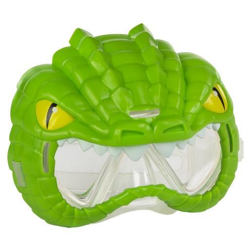 Aqua Kidz - Máscara de Natación Cocodrilo