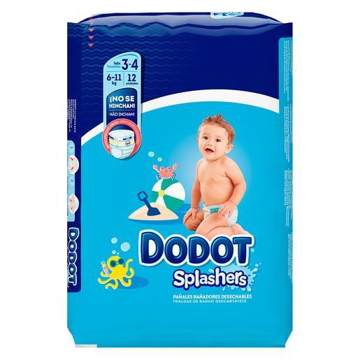 Dodot - Pañales-Bañadores Splashers T3 (6-11kg)
