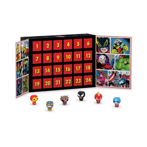 Marvel - Calendario de Adviento POP