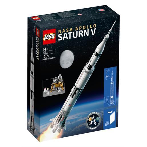 LEGO Ideas - NASA: Apolo Saturno V - 21309