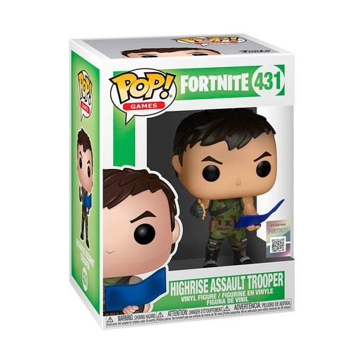 Fortnite - High Rise Assault Trooper - Figura Funko POP