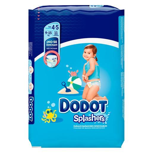 foto Dodot - Pañales-Bañadores Splashers T4 (9-15kg)