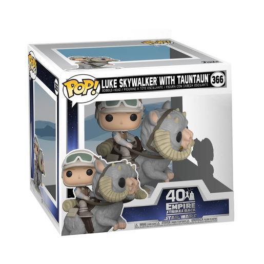 Star Wars - Luke Skywalker en TaunTaun Booble Head - Figura Funko POP