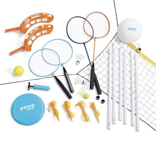a8a7f189e Stats - Juego de Badminton | Badminton | Tienda de juguetes y ...