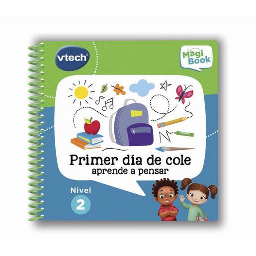 Vtech - Libro Primer Dia de Cole Magibook