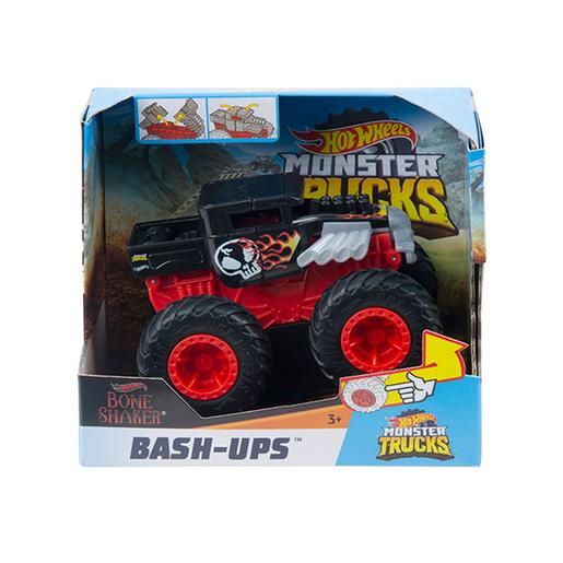 Hot Wheels - Monster Truck Superchoques (varios modelos)