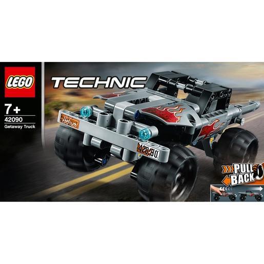 LEGO Technic - Camión de Huida - 42090