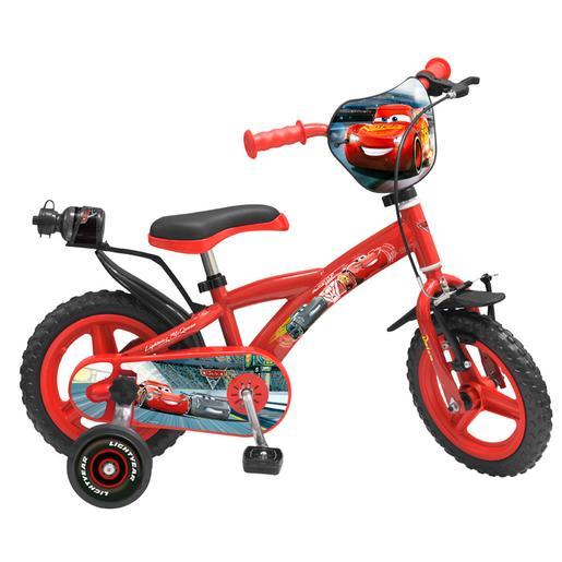 Cars - Bicicleta 12 Pulgadas Cars 3