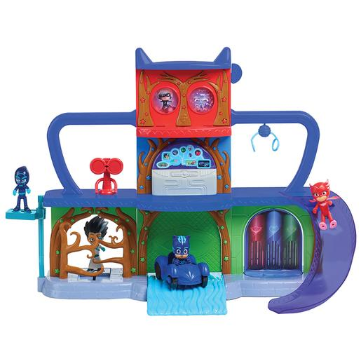 Pj Masks - Base Secreta