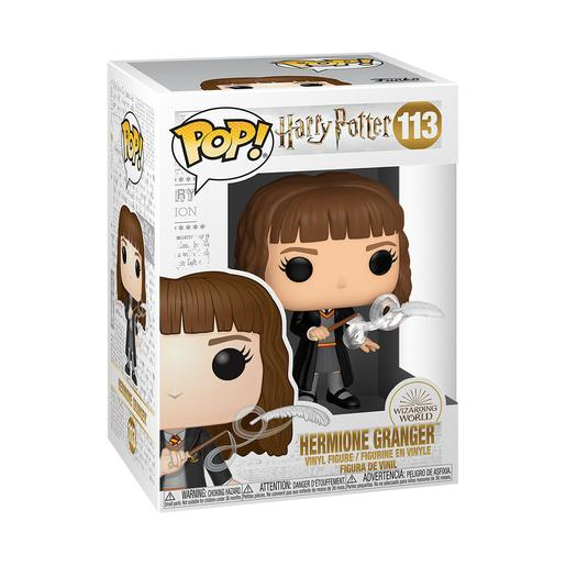 Harry Potter - Hermione con Pluma - Figura Funko POP