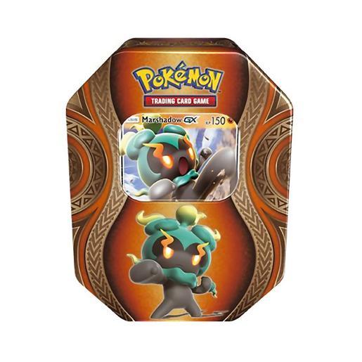 Pokémon - Caja Metálica Otoño (varios modelos)