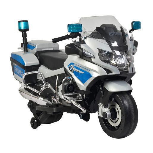 Moto de Policía BMW R1200R 6V