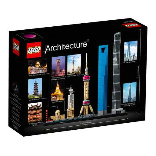 LEGO Architecture - Shanghái - 21039