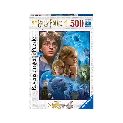 Ravensburger - Puzzle 500 pcs Harry Potter