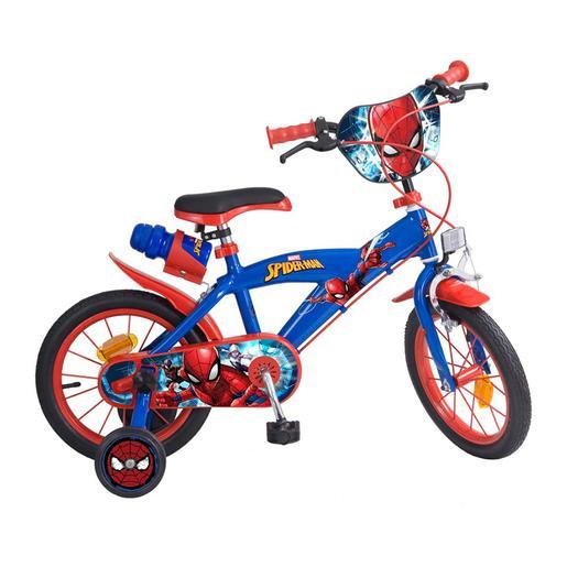 Spider-Man - Bicicleta 14 Pulgadas