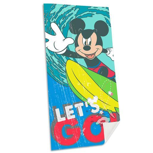 Mickey Mouse - Toalla 70x140 cm (varios modelos)