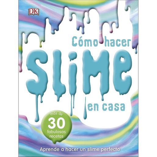 Cómo hacer Slime en casa