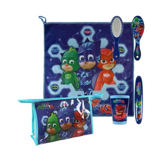 Pj Masks - Set Aseo Escolar Azul