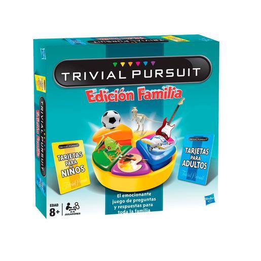 Trivial Pursuit Familia