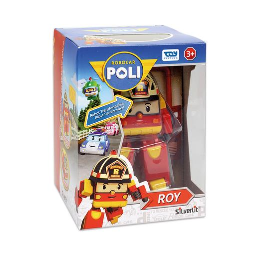 Robocar Poli Roy robot Transformable