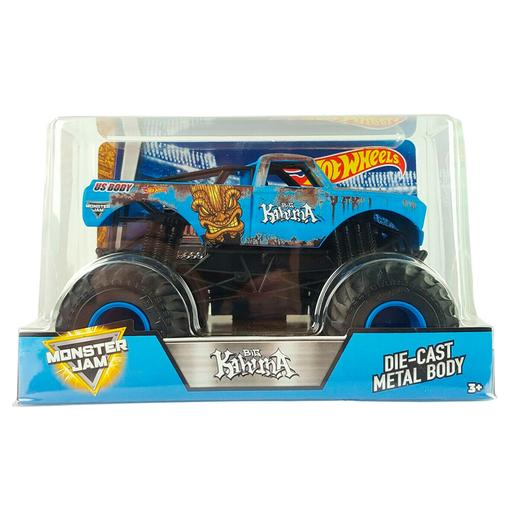 Hot Wheels - Monster Jam 1:24