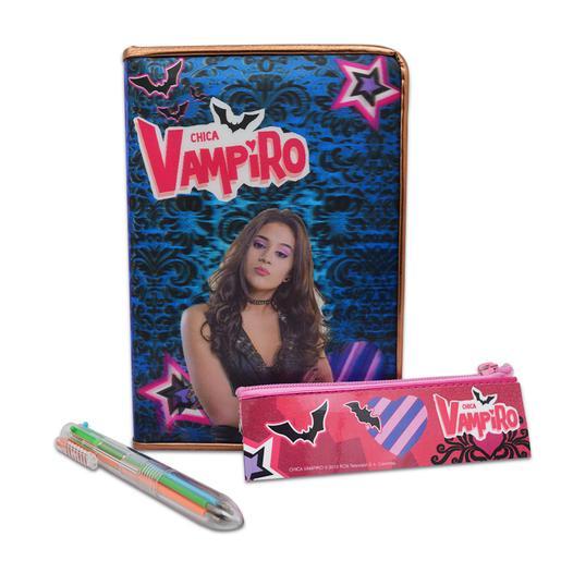 Chica Vampiro - Diario con Accesorios