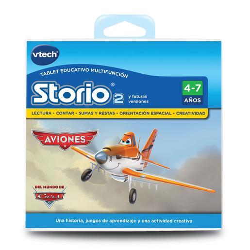 Vtech - Aviones - Juego Educativo Storio 2