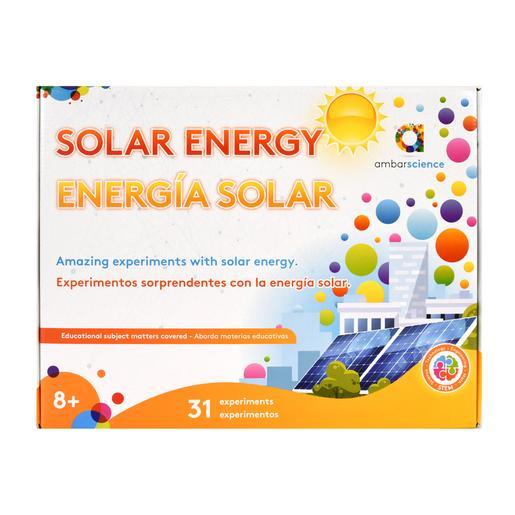 AmbarScience - Energía Solar