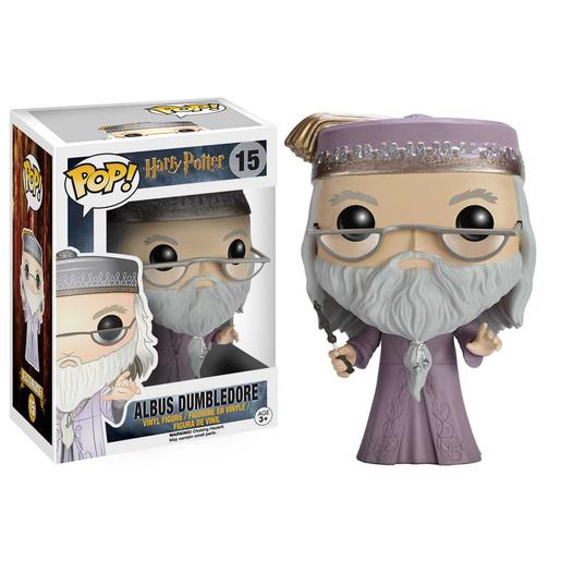 Harry Potter - Albus Dumbledore - Figura Funko POP