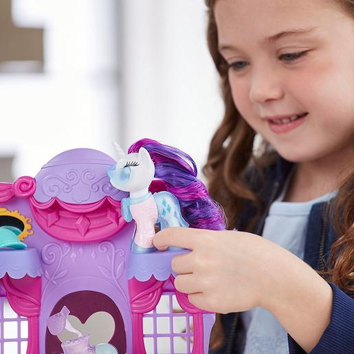 My Little Pony - Rarity - El Vestidor Mágico