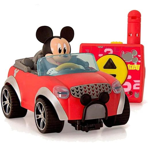 Mickey Mouse - Coche radiocontrol de Mickey Mouse