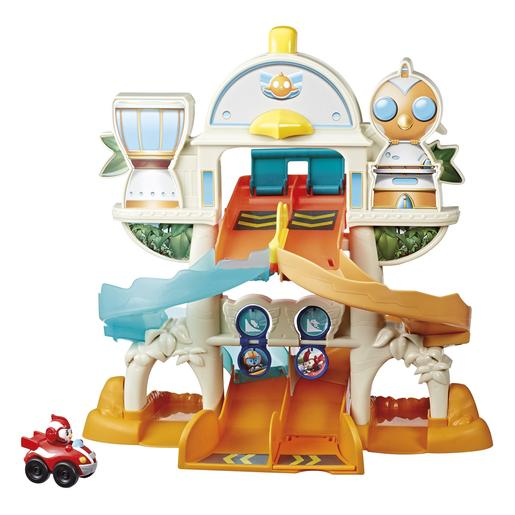 Playskool - Top Wing - Playset Isla