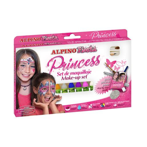 Alpino Fiesta - Set de Maquillaje Princess