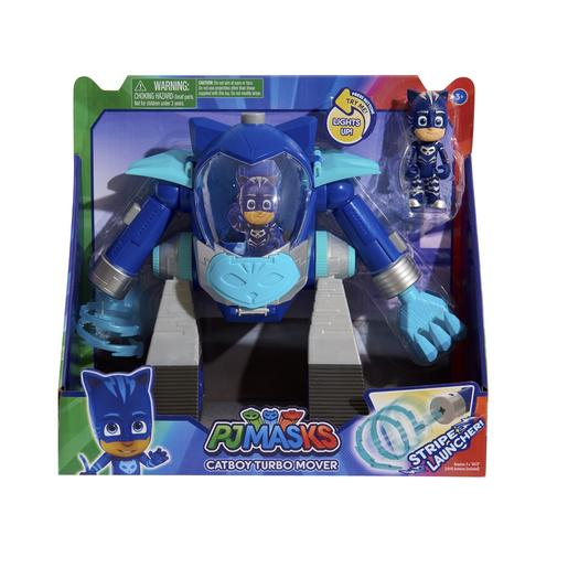 PJ Masks - Gatuno - Robot Turbo Movers