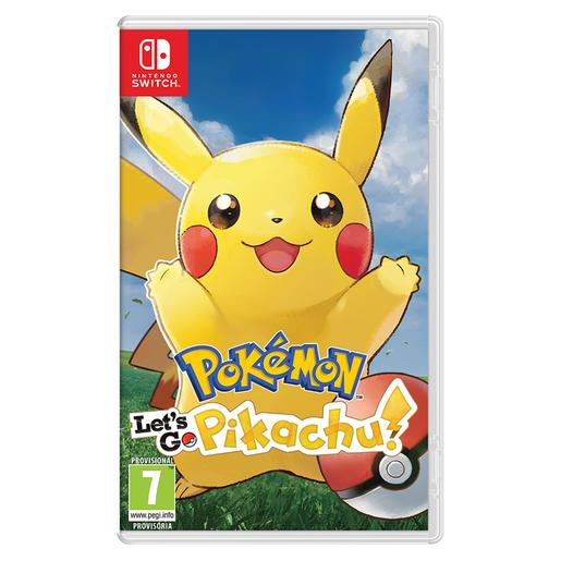 Nintendo Switch - Let's Go Pikachu