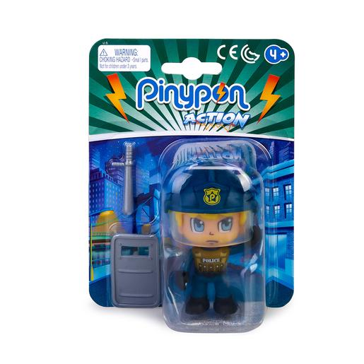 Pinypon - Swat - Figura Policía Especialista Pinypon Action
