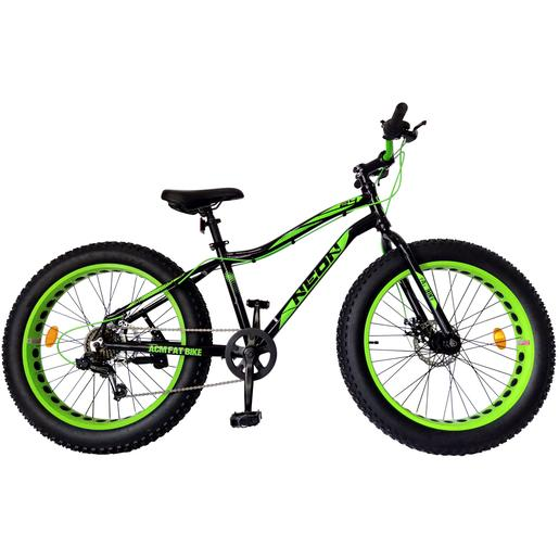 Bicicleta Fat Bike Jump 24 Pulgadas