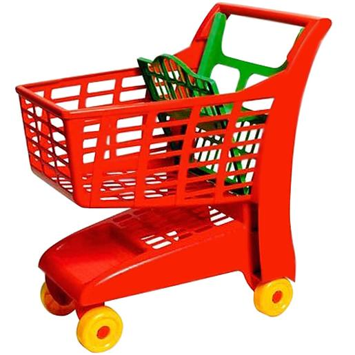 Just Like Home - Carrito de Supermercado