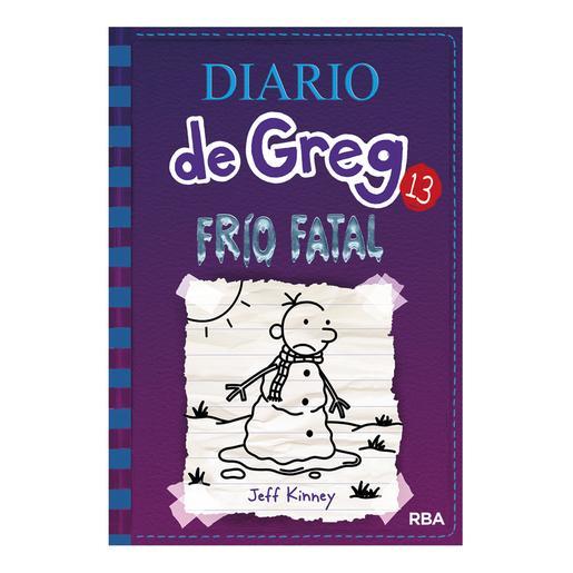 Diario de Greg - Frío Fatal