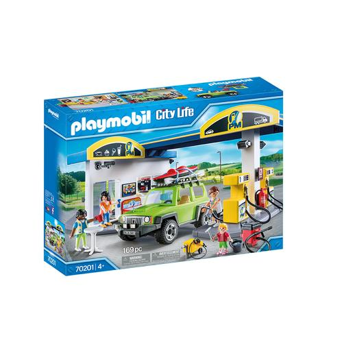 Playmobil City Life - Gasolinera - 70201
