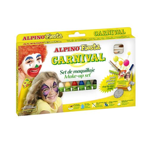 Alpino Fiesta - Set de Maquillaje Carnival