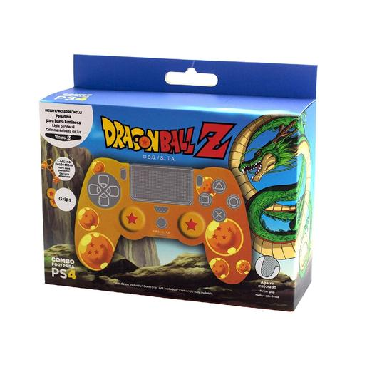 Dragon Ball - Carcasa y Accesorios Mando DualShock Dragon Ball Z para PlayStation 4