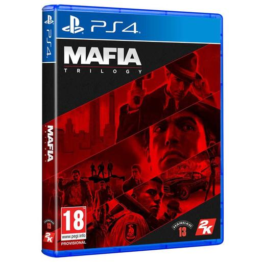 PlayStation 4 - Mafia Trilogy