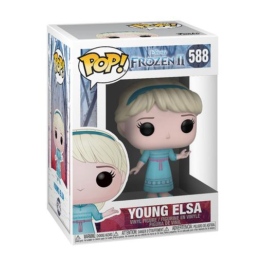 Frozen - Young Elsa - Figura POP Frozen 2