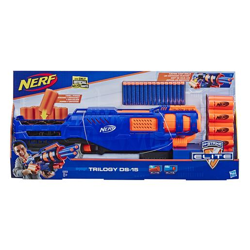 Nerf Elite - Trilogy DS15