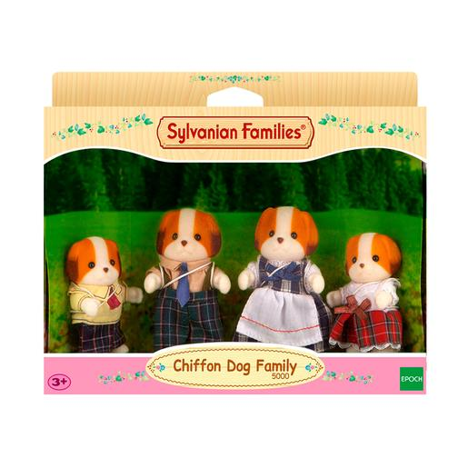 Sylvanian Families - Pack 4 Perros Chifón