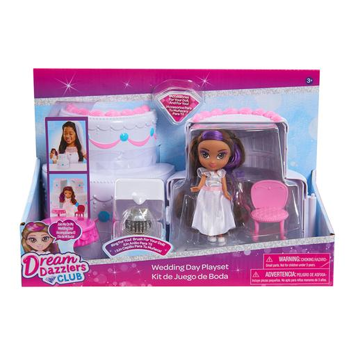 Dream Dazzlers - Kit de Juego de Boda